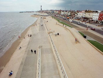 Blackpool Central Area Coast Protection Scheme
